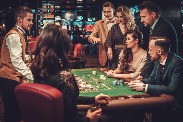 Bonus powitalny w kasynie online